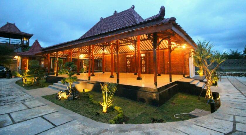 Javanese Cultural House Design is Extraordinary!