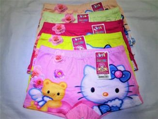 Cerkak Dhik Mi Hello Kitty