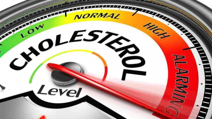 characteristic of high cholesterol